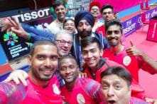 Asian Games: Indian Men Settles for Historic Bronze in Table Tennis
