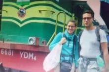England Couple Books Special Train to Ooty For Honeymoon For Whopping Rs 2.85 Lakh