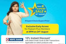 Flipkart Superr Sale Starts on August 25: Check Discount And Offers on Gadgets