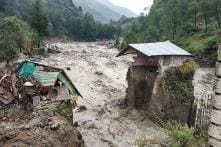 As India Reels Under Heat, Cloudburst Wreaks Havoc in Uttarakhand