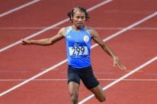 Asian Games: 'Magic' Johnson, Women's Relay Team Burn Track; Hockey Flops