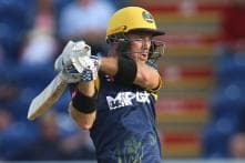 Glamorgan's Colin Ingram Shows Off New Training That Helps in Big Hitting