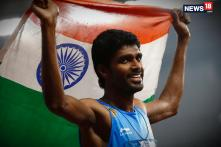 Asian Games 2018: Jinson Johnson Wins Gold in 1500m