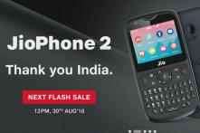 JioPhone 2 Second Flash Sale Today: Everything You Need to Know