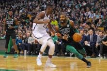 Boston Celtics Star Kyrie Irving Honored by Mother's Sioux Tribe