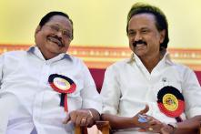 I-T Officials Seize Rs 10.5 Lakh 'Excess' Cash From DMK Treasurer's Home in Vellore