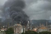 Over 40 Injured as Fire Breaks Out at Bharat Petroleum Plant in Mumbai's Chembur