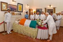 PM Narendra Modi's Teary Tribute to Atal Bihari Vajpayee: 'Mere Atal ji…'