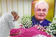 Atal Bihari Vajpayee's Memorial Inaugurated, PM Modi Among Top Leaders to  Attend Prayer Meeting
