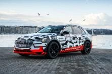 Audi E-Tron SUV Details Released Ahead of Official Unveiling on September 17