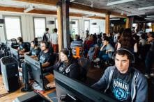 Humans vs AI: A Team of 5 DOTA 2 Players Beaten by a Group of AI Programs