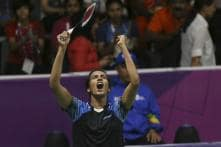 BAI Announces 10 Lakh Cash Reward For Sindhu; Sameer to Get 3 Lakh