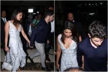 Priyanka Chopra, Nick Jonas Walk Hand In Hand, Enjoy Pre-Engagement Dinner With Family