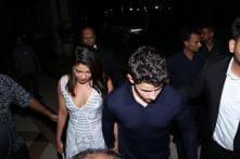 Priyanka Chopra Celebrates Nick Jonas' Birthday with Some Serious PDA; Watch Video