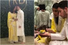 Priyanka Chopra and Nick Jonas Chose This Designer's Outfits For Their Big Day