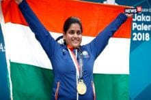 Asian Games 2018: Rahi Sarnobat Becomes India's First Woman Shooter to Win Gold