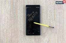 Samsung Working to Fix Camera Freezing Issue in Galaxy Note 9