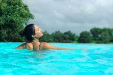 Hina Khan Beats the Heat with a Pool Holiday with Boyfriend Rocky Jaiswal. See Pics
