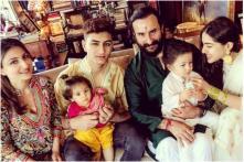 Taimur Ali Khan, Sara, Inaaya and Samaira Celebrating Rakshabandhan are Too Cute to Miss; See Pictures