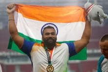 Asian Games Gold Medallist Tejinder Greeted With News of Fathers Demise On Arrival in India