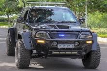 Modified Tata Xenon Pickup Truck Makes Isuzu D-Max V-Cross Look Puny [Video]