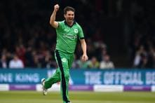 Ireland Beat Afghanistan by Three Wickets to Level ODI Series 1-1