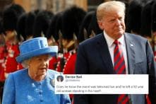 Donald Trump Denies Making Queen Elizabeth II Wait, Internet Digs Up Video Clips That Show Otherwise