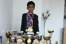 9-year-old Indian Chess Prodigy Wins Visa Battle to Stay in UK