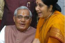 Sushma Swaraj Invokes Atal Bihari Vajpayee, Recites His Poems at World Hindi Conference in Mauritius