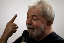 Brazil's Lula Launches Presidential Candidacy from Behind Bars