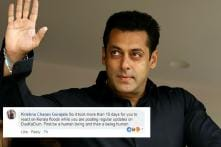 Tiger So Raha Tha: Salman Khan Gets Trolled Because His Tribute to Vajpayee Came Too Late