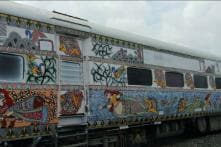 A Train From Bihar's Darbhanga to Delhi, Decked in Mithila Art, is Set to Run Today