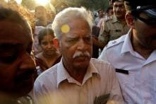 Case False, Fight Against Fascist Policies Not Conspiracy: Varavara Rao