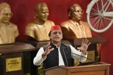 'You Will See in Time to Come': Akhilesh Says Not in Race for PM Post