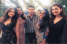 Did Nick Jonas' Father Paul Kevin Jonas Fail to Recognise Alia Bhatt at the Engagement Bash? See Pic