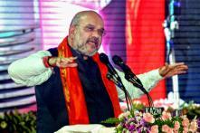 KCR, Rahul Gandhi Pursue 'Break in India' while Narendra Modi Follows 'Make in India' Policy: Amit Shah