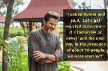 'My Wife Went on Honeymoon Without Me': Anil Kapoor Revisits His 45-Year-Old Relationship