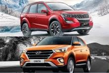 2018 Hyundai Creta Facelift Vs New Mahindra XUV 500: Specs, Images, Price - Which One is a Better SUV?