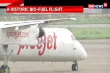 A Historic Bio-Fuel Flight From Dehradun to Delhi