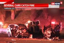 California Road Accident