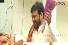Telugu Superstar Chiranjeevi Turned 63 Today