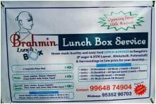 Bengaluru Service Offering 'Pure Brahmin Meals' Home Delivered Sparks Outrage