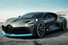 Bugatti Divo Hypercar Worth Rs 40 Crore Unveiled - Detailed Image Gallery