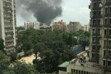 Fire at Doordarshan Bhawan in Central Delhi, 4 Fire Tenders Rushed