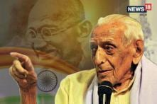 Yet to Create the India of Gandhi's Dreams, Says Freedom Fighter HS Doreswamy