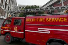 Fire Breaks Out at Plastic Factory in Delhi's Narela, No Casualities
