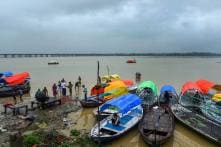 One Dead, 9 Missing After Boat Capsizes in Ganga