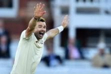 James Anderson Handed Demerit Point for Dissent in Galle Test