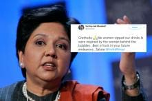 Twitter Got Very Emotional After Indra Nooyi Stepped Down as PepsiCo CEO