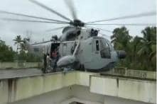 Was Counting Seconds, Says Navy Pilot Who Made Dramatic Rooftop Landing to Save 26 Lives in Kerala